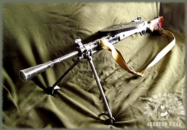 Ручной пулемет ДП-28