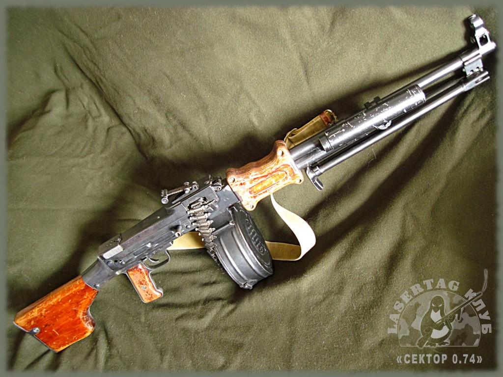 Ручной пулемет РПД-44