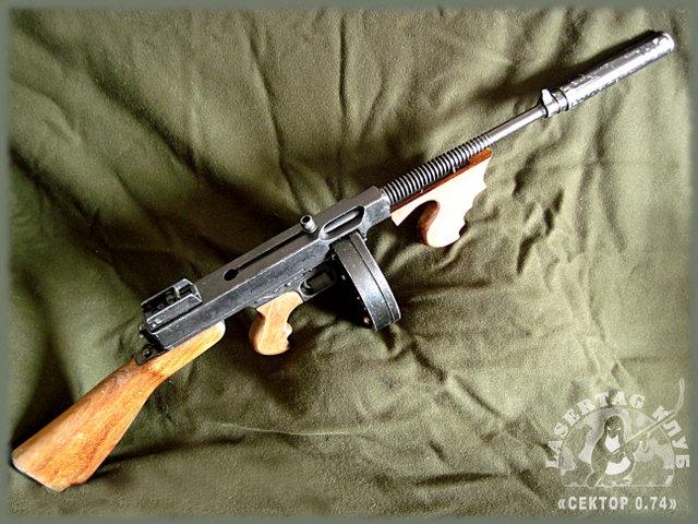 Пистолет-пулемет Thompson Model 1928