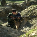 Полигон «Линия фронта»